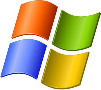 Windows Logo via Bertverdonck