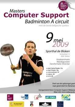 Masters Computer Support, Badminton A Circuit